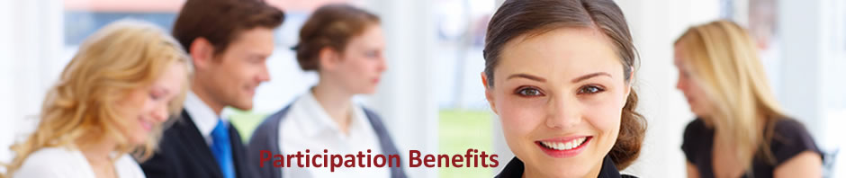 Participation Benefits